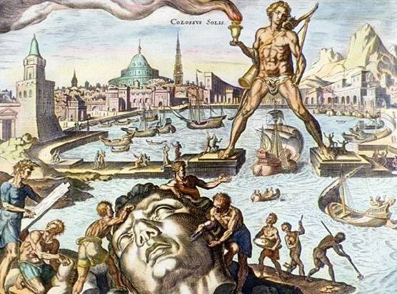 Или семь чудес света древнего мира лат